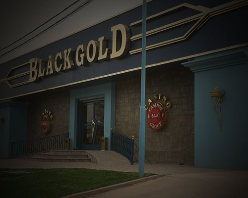 hotel casino black gold zapala